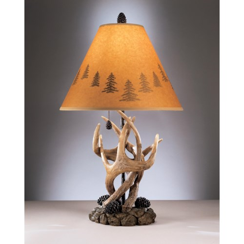Signature Design by Ashley Lamps - Vintage Style