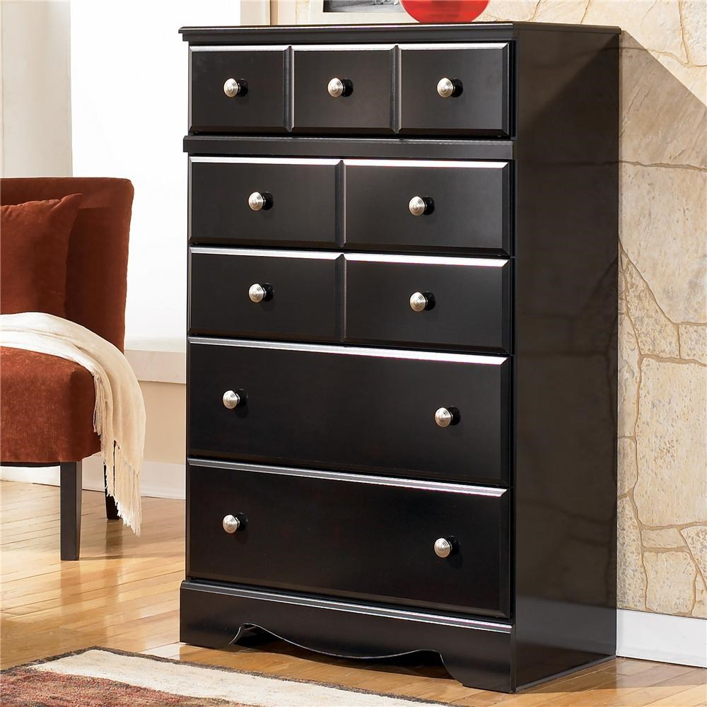 furniture chest of drawers signature design by ashley furniture shay  500 x 500