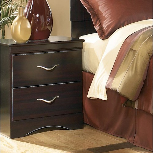 Signature Design by Ashley X-cess Bedroom Night Stand