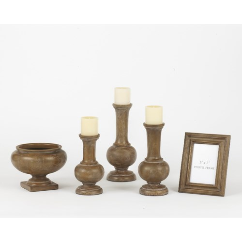 Signature Design by Ashley Furniture Accents Rosanna Accessory Group