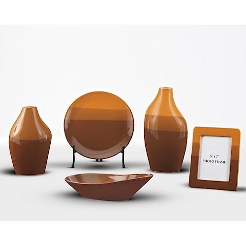 Signature Design by Ashley Furniture Accents Shila Accessory Set