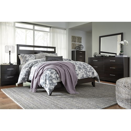Signature Design by Ashley Agella Queen Bedroom Group