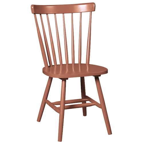 Signature Design by Ashley Bantilly Spindle Back Dining Room Chair