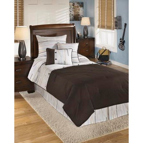 Signature Design by Ashley Bedding Sets Twin Stickly Multi Top of Bed Set
