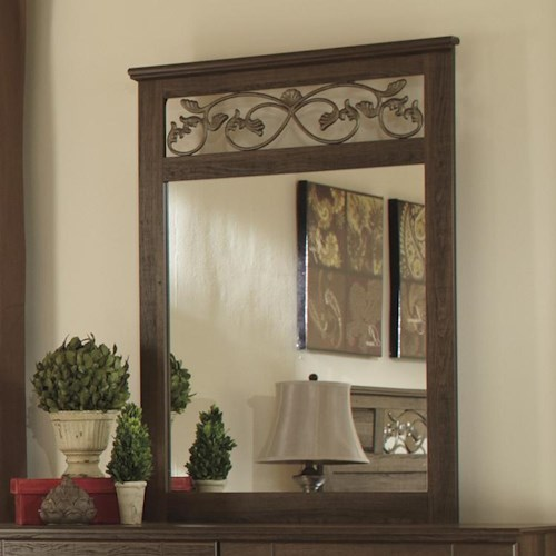 Signature Design by Ashley Allymore Bedroom Mirror