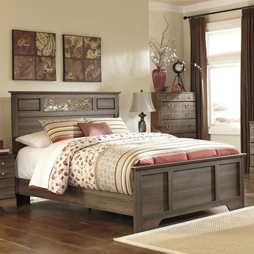 Signature Design by Ashley Allymore Queen Panel Bed