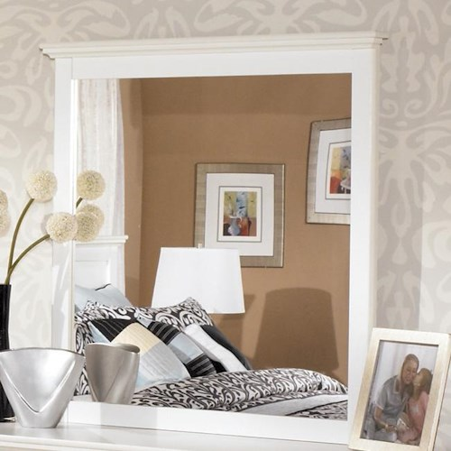 Signature Design by Ashley Bostwick Shoals Landscape Bedroom Mirror