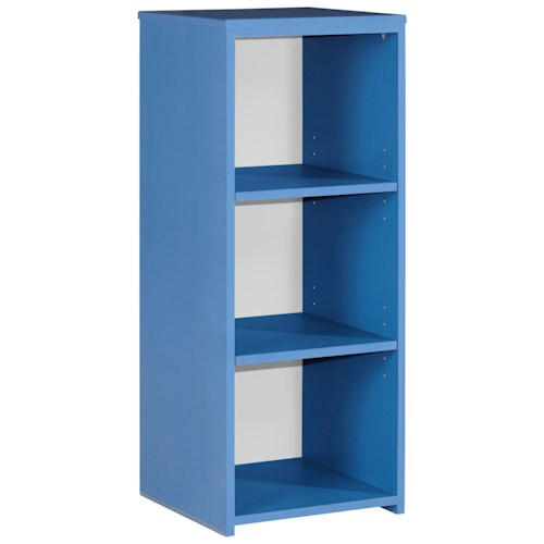 Signature Design by Ashley Bronilly Bookcase with 2 Adjustable Shelves