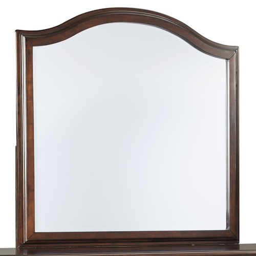 Signature Design by Ashley Brulind Arched Bedroom Mirror