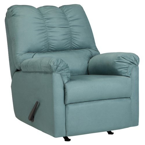 Signature Design by Ashley Darcy - Sky Rocker Recliner