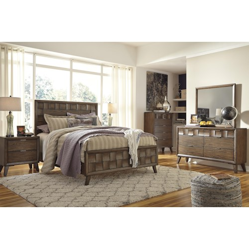 Signature Design by Ashley Debeaux King Bedroom Group
