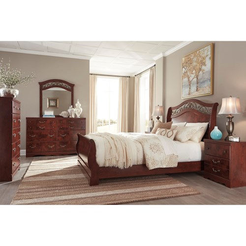 Signature Design by Ashley Delianna Queen Bedroom Group
