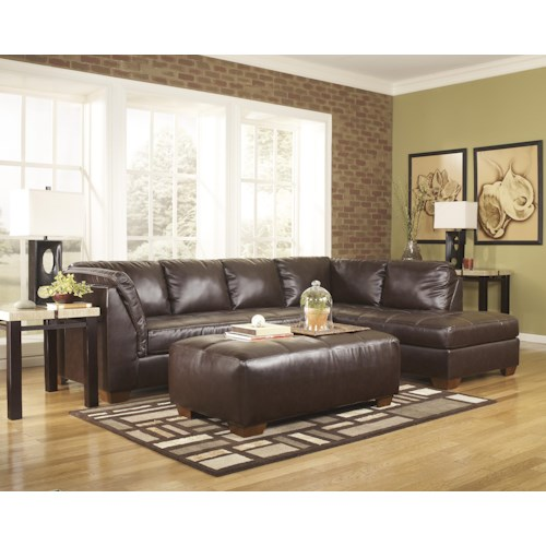 Signature Design by Ashley Fairplay DuraBlend® Stationary Living Room Group