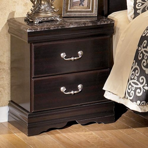 Signature Design by Ashley Esmarelda 2-Drawer Night Stand