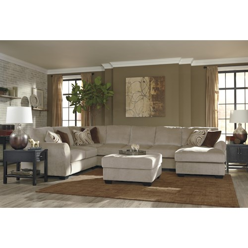 Ashley Hazes Stationary Living Room Group