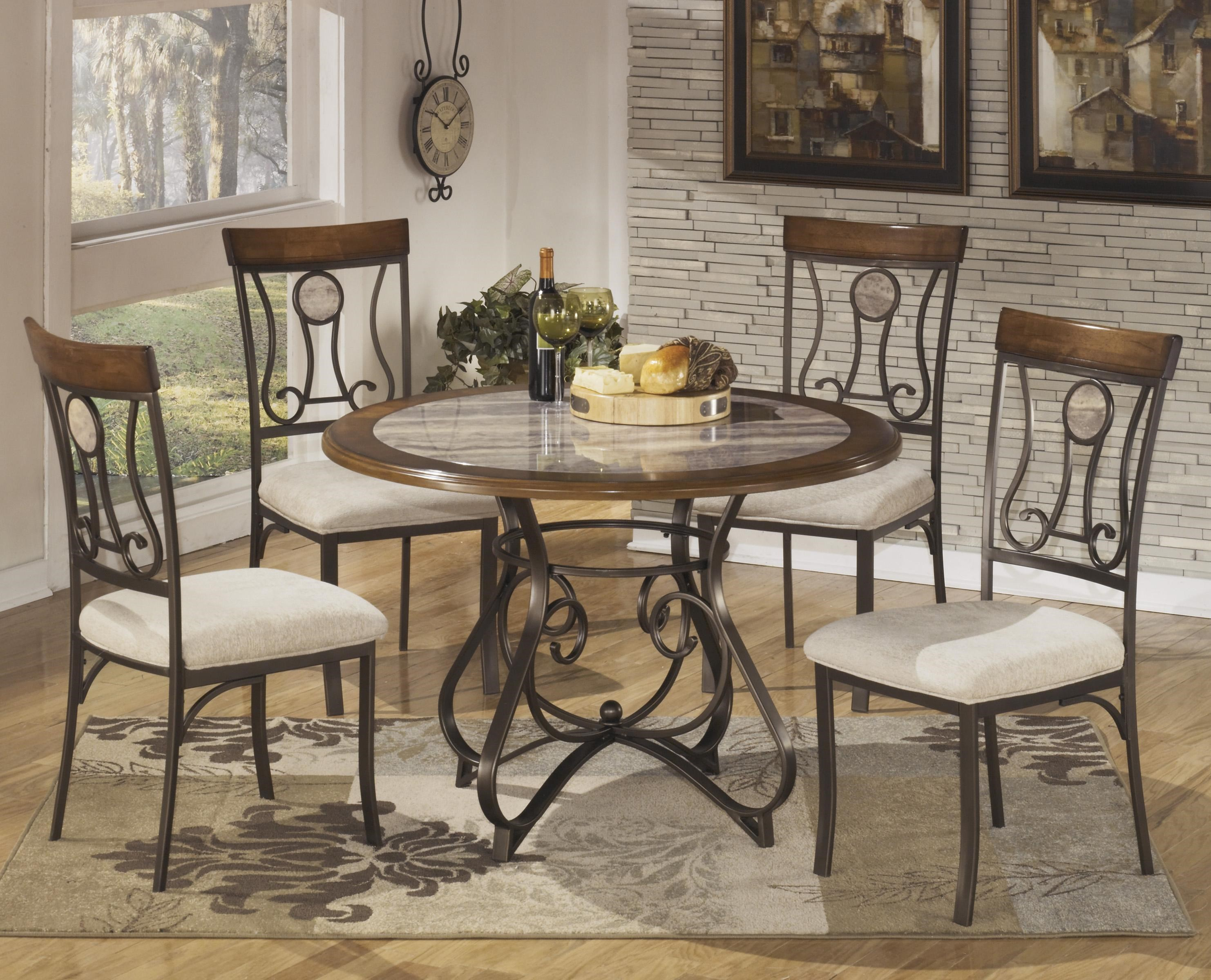 Ashley Furniture Round Dining Room Table Sets 500 x 500