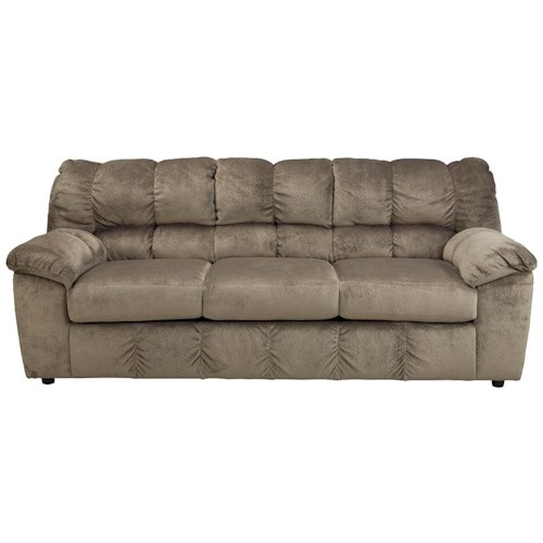 Signature Design by Ashley Julson - Dune Casual Contemporary Sofa
