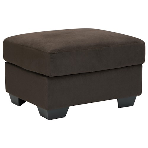 Signature Design by Ashley Kinlock Casual Contemporary Ottoman