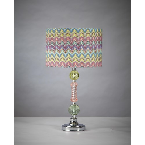 Signature Design by Ashley Lamps - Contemporary Starla Acrylic Table Lamp