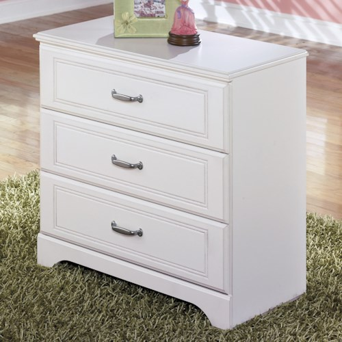 Signature Design by Ashley Lulu Loft Drawer Storage