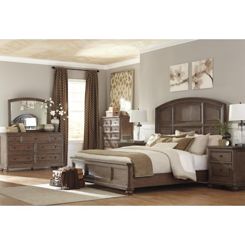 Signature Design by Ashley Maeleen California King Bedroom Group