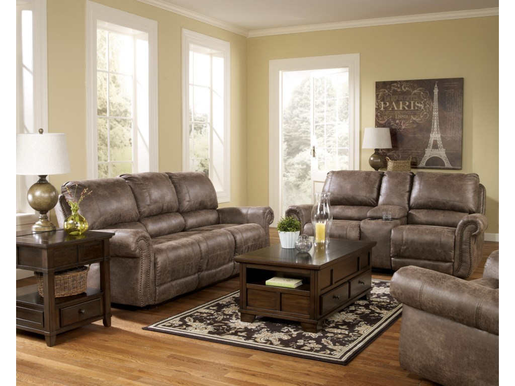 Shown with Sofa and Recliner