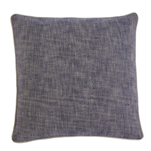 Signature Design by Ashley Pillows Textured - Navy Pillow Cover