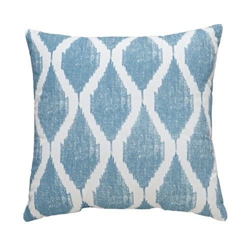 Signature Design by Ashley Pillows Bruce - Turquoise Pillow
