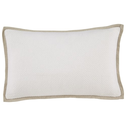 Signature Design by Ashley Pillows Leonie - White Pillow
