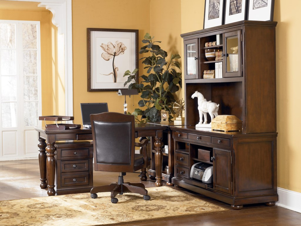Shown with File Cabinet and Office Chair