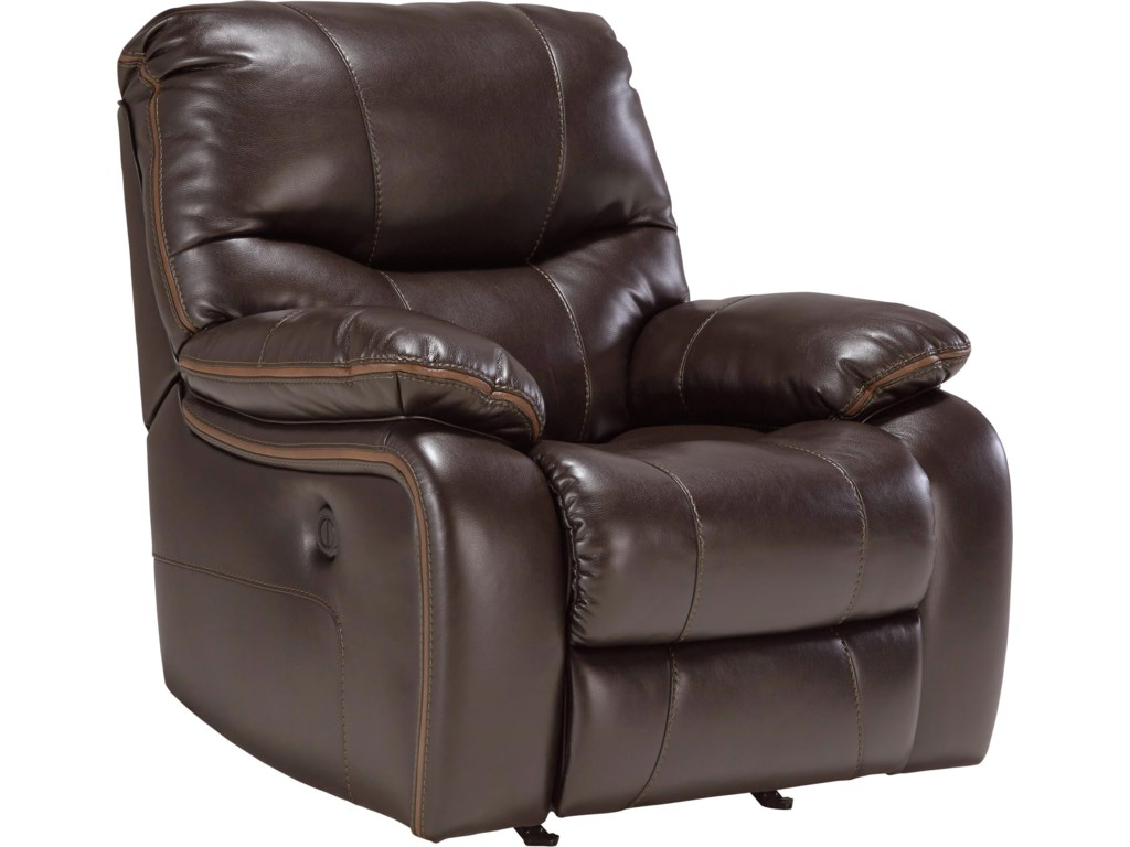 Power Recliner Shown