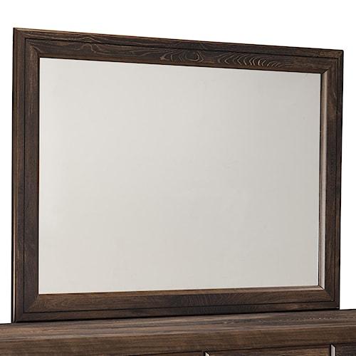 Signature Design by Ashley Quinden Bedroom Mirror