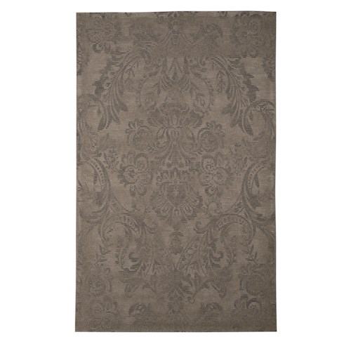 Signature Design by Ashley Contemporary Area Rugs Burks Brown Large Rug