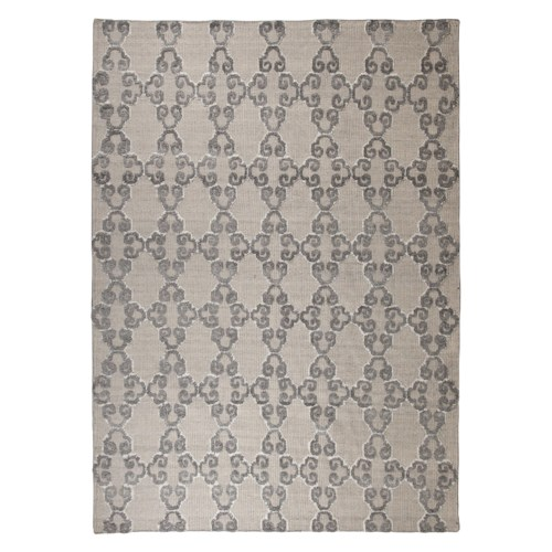 Signature Design by Ashley Traditional Classics Area Rugs Patterned - Gray/Ivory Medium Rug