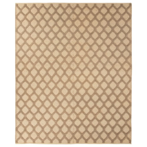 Signature Design by Ashley Transitional Area Rugs Baegan Natural/Taupe Medium Rug