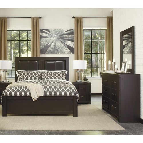 Signature Design by Ashley Tadlyn Queen Bedroom Group