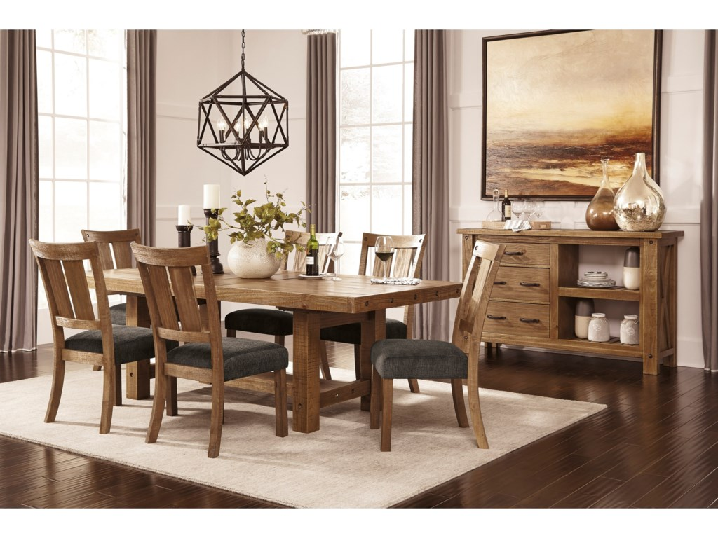 Ashley dining room furniture - Finish Your Dining Room Look With An Area Rug