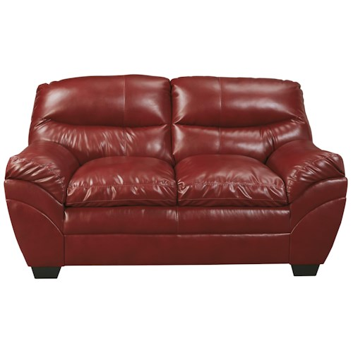 Signature Design by Ashley Tassler DuraBlend® Contemporary Loveseat