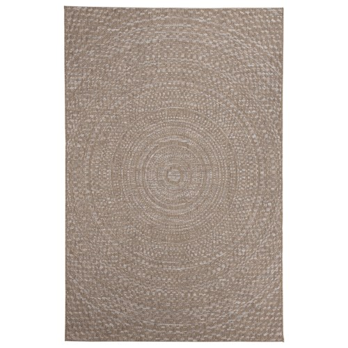 Signature Design by Ashley Casual Area Rugs Larber Gray Medium Rug