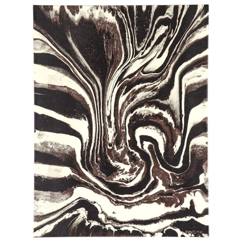 Signature Design by Ashley Wall Art Ohanzee - Black/Brown/Cream Wall Art