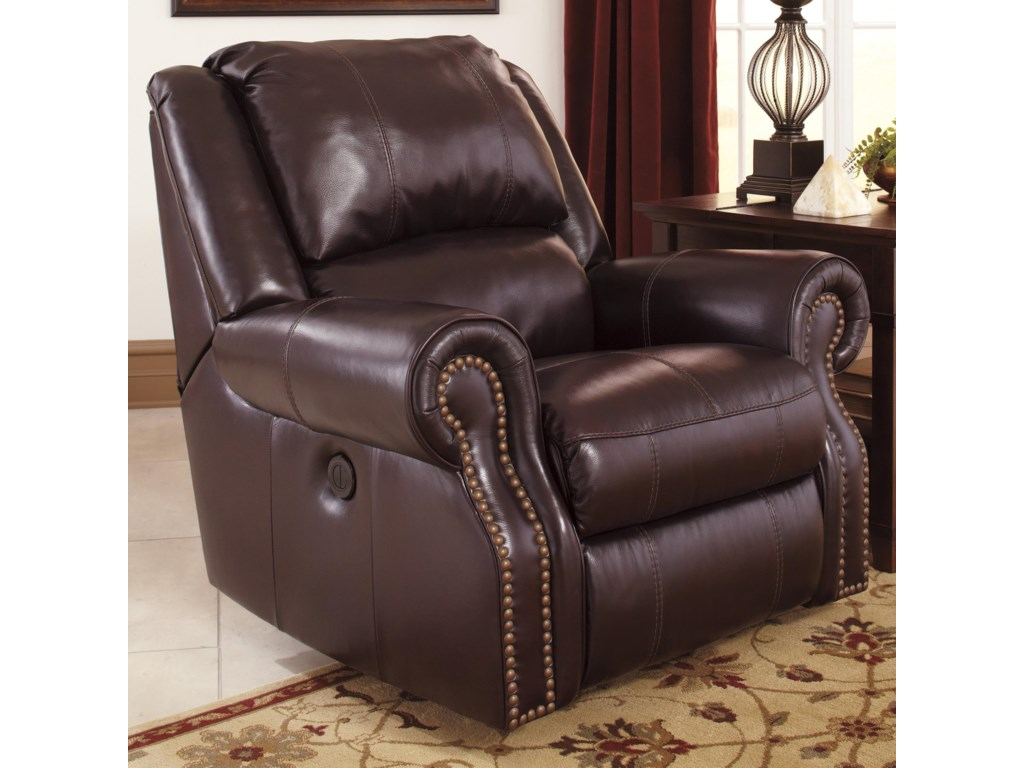Recliner Shown May Not Represent Exact Size Indicated