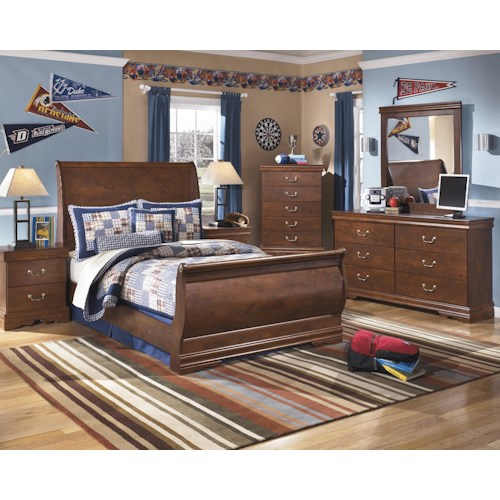 Signature Design by Ashley Wilmington Full Bedroom Group