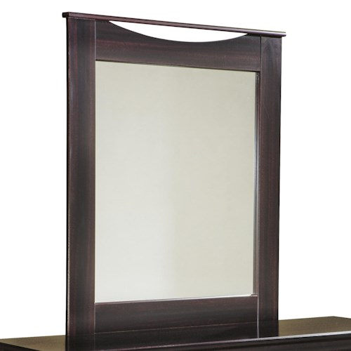 Signature Design by Ashley Zanbury Bedroom Mirror
