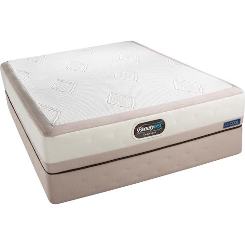 Simmons Beautyrest TruEnergy Anneliese Full Plush Mattress and Foundation