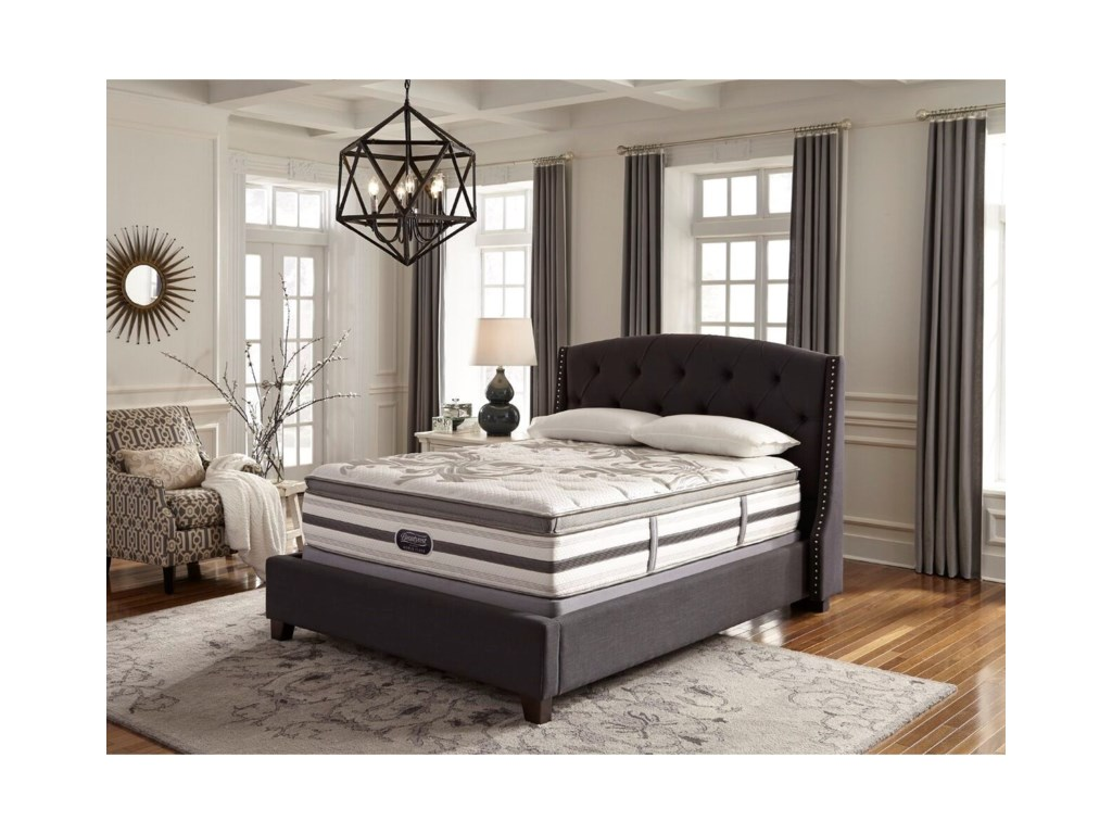 Bed and Pillows Not Included; Image Shown May Not Represent Size Indicated