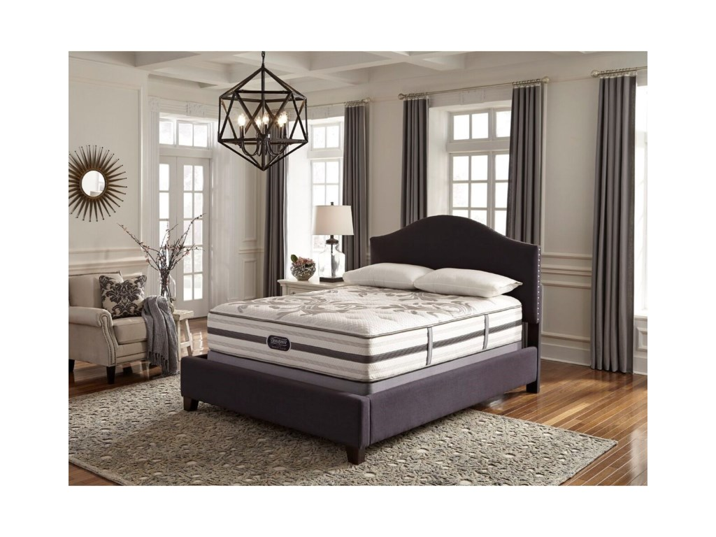 Bed and Pillows Not Included; Image May Not Represent Size Indicated