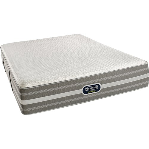 Beautyrest Recharge Hybrid Level 1 Liliane King Luxury Firm Mattress