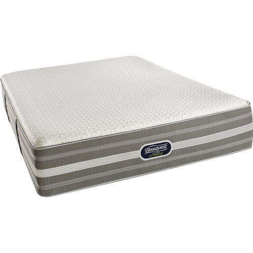 Beautyrest Recharge Hybrid Level 4 Raegan Twin Extra Long Luxury Firm Hybrid Mattress
