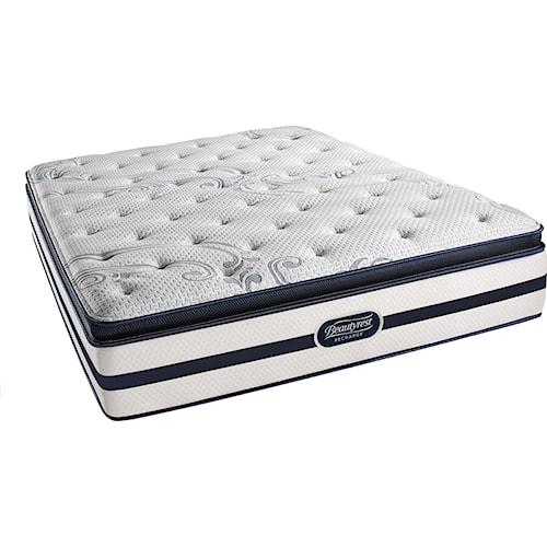 Simmons Recharge Level 3 Audrina Queen Plush Pillow Top Mattress