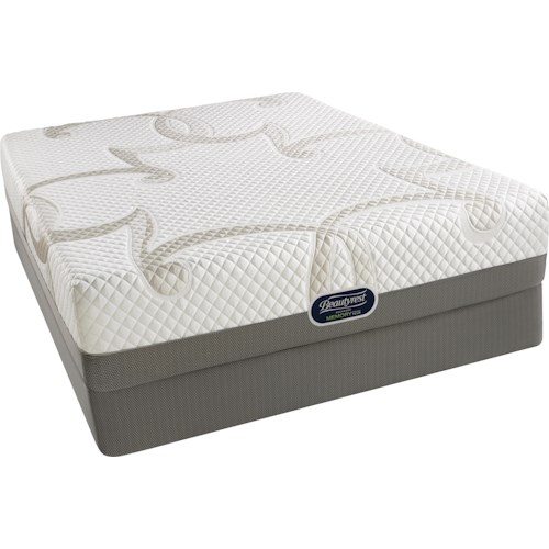 Simmons Recharge Memory Foam Plus Series 3.5 Queen 12.5